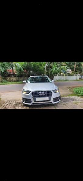 AUDI Q3 AND BMW X1 AVAILABLE FOR SELF DRIVE