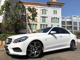 MERCEDES BENZ E400 AVANTGARDE AMG 2016 #evelyn
