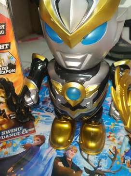 mainan anak dance hero baru.bisa dansa