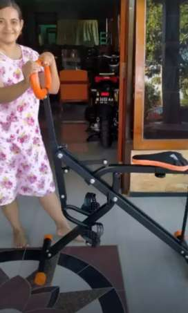Tragharidde squat homemaxx 50 turi