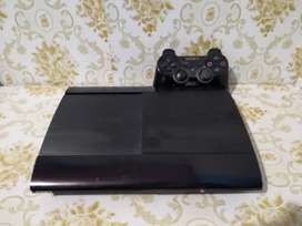 PlayStation 3 Super Slim Lengkap