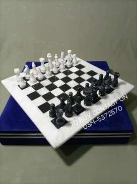 Marble chess and elephants as table or garden chair (home delivery hai