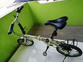 Jual sepeda folding