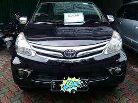 Toyota Avanza G Matic 2013
