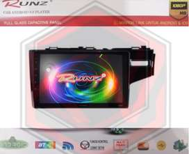 RUNZ 9in OEM GRAND ALL NEW JAZZ+frame