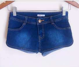 Celana pendek jeans merk fox like new