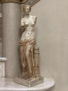 patung eropa venus the milo 67 cm