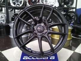 velg mobil racing ring 17 KAMIKAZE 988 HSR R17X7 H8X100-114,3 ET38 SMB