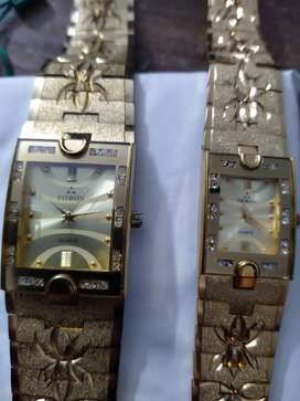 Set of watches, Man & woman