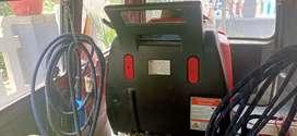 Steam car wash machine full unit with omni van
