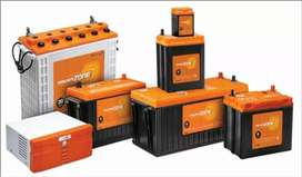 INVERTER,UPS,SOLAR AND BATTERY.  PRICE STARTS FROM 12000/-