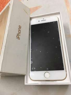Imported iphone 7 128gb with all accessories 6 months seller warranty