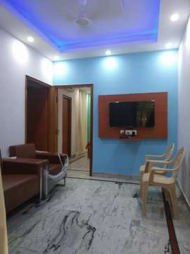 Newly built 1Bhk fully furnished builder Floor for rent sushant lok 1