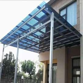 Canopyy solartaff transparan