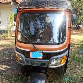 TVS private auto rikshaw petrol