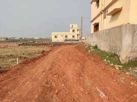 Gharabari yellowzone plot for sale at Sundarpada