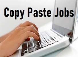 Home based best typing job at home. 388
