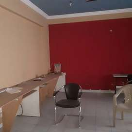 1200 sft commercial office space for rent in Basheer Bagh