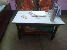 Solid sheesham wood center table