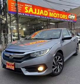 Honda Civic Vti Oriel Prosmatic Model 2016