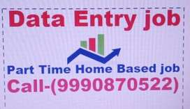 Offline DATA ENTRY Job On Ms.word Only Apply 4000 To 8000 Weekly Pay