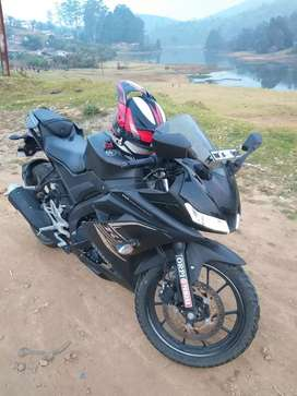 YAMAHA R15 V3 MODEL 2019 SINGLE OWNER