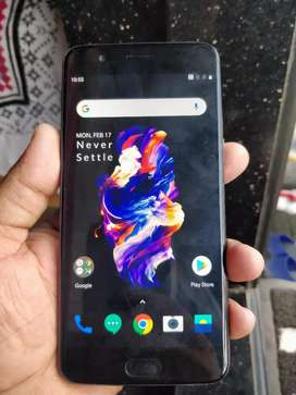 Sell OnePlus 5 6Gb Ram 64Gb ROM Charger Available