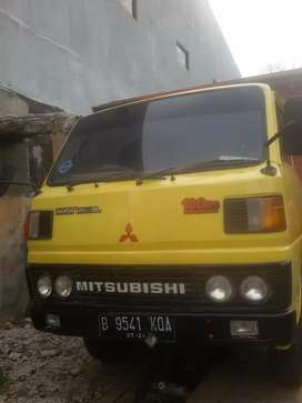 Mitsubishi Colt Diesel 100 PS 6 Ban Th 1996 A/n  Sdr Surat2 Lengkap