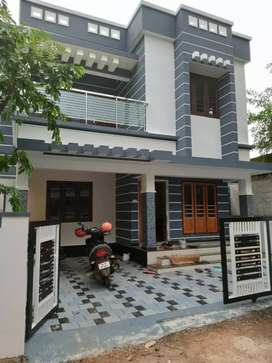 3 bhk 1550 sqft new build ready to occupy house at kalamassery kombara