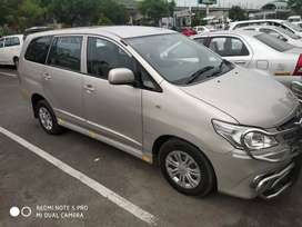 Toyota Innova 2.5G 8 Seater