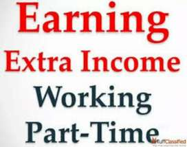 Part time HR Recruiter earn upto 10k per month