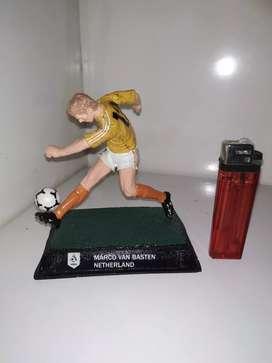 Action figure pemain bola legendaris Rare Jadul Murmer M Van Basten
