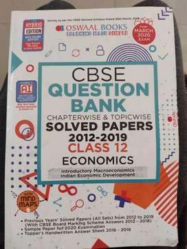 Question Bank Class XII CBSE