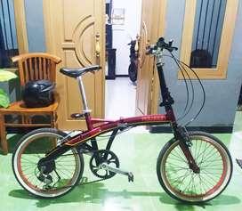Sepeda lipat 20