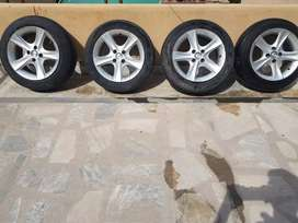 Alloy rims 15""