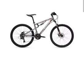 Sepeda Gunung Mtb Polygon Rayz 2 baru