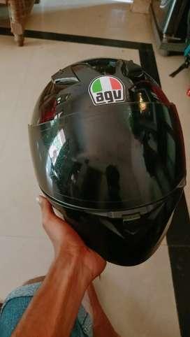 Mt helmet agv wrapped