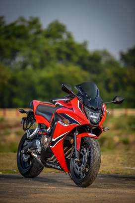 Fully Loaded Honda CBR 650F In Showroom Condition For Sale