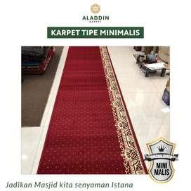 Sedia Karpet Masjid Tipe Minimalis Harga Lebih Pantas Di Garut