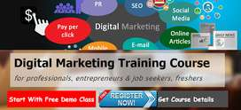100% Job Guaranteed Digital Marketing Course with Certification