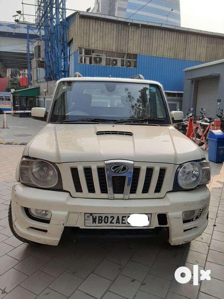 Mahindra Scorpio VLX 2WD BS-IV, 2013, Diesel 0