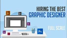 Looking for an Extra-ordinary Graphic Designer