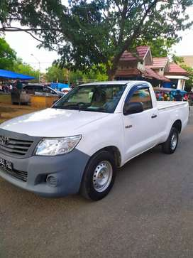 Toyota Hilux Diesel 2.5 Single Cabin Tahun 2014