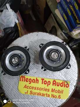 Speaker coqxial 4 inch kenwood