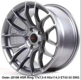 Jual Velg har Wheel Type oster Ring 17 Bisa Credit