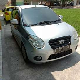 KIA Picanto Cosmo Manual 2009 TT Cash Kredit Oke