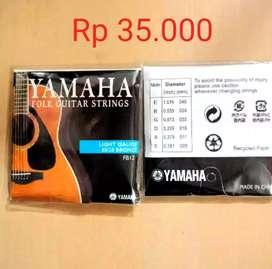 Senar Gitar Yamaha Akustik
