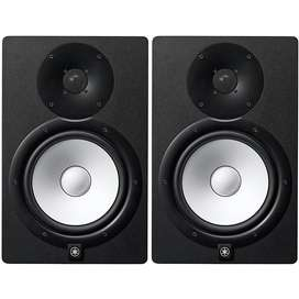 FOR SALE HS 8 YAMAHA STUDIO MONITOR SPEAKER pair in mint condition