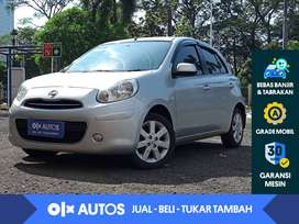 [OLXAutos] Nissan March 1.2 A/T 2012 Silver