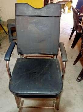 Chair for salon or parlour